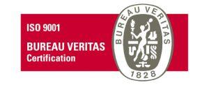 ISO9001 Bureau Veritas Zertifikat