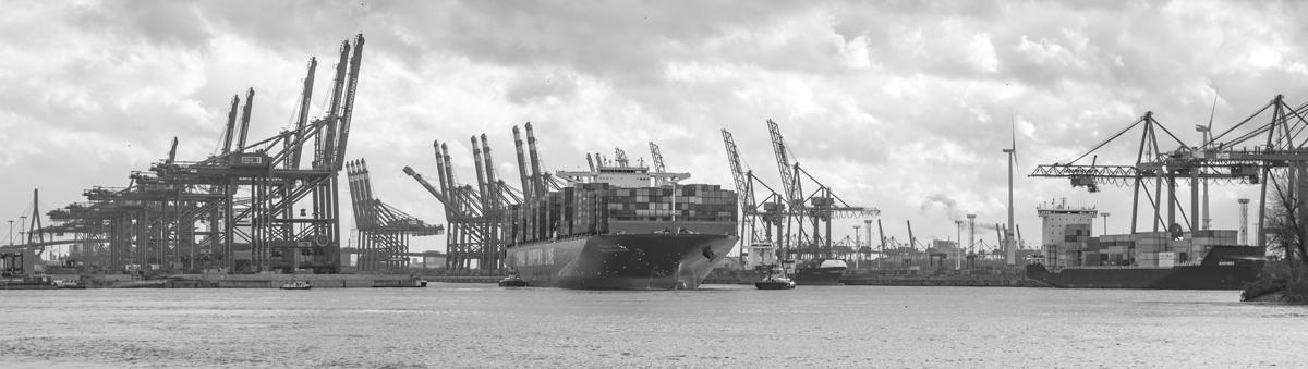 Timeline für die Sonderproduktion von Taschen und den Transport per See oder Luftfracht