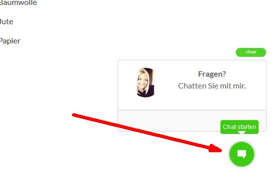 Chatfunktion manubagtur